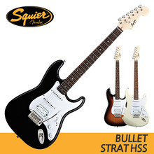 스콰이어 BULLET STRAT HSS WITH TREMOLO
